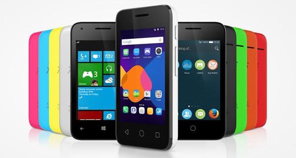Alcatel Pixi 3, la apuesta de Alcatel por Android, Windows Phone y Firefox OS