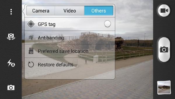 Cómo desactivar la geolocalización o el geoetiquetado en las fotografías en Android