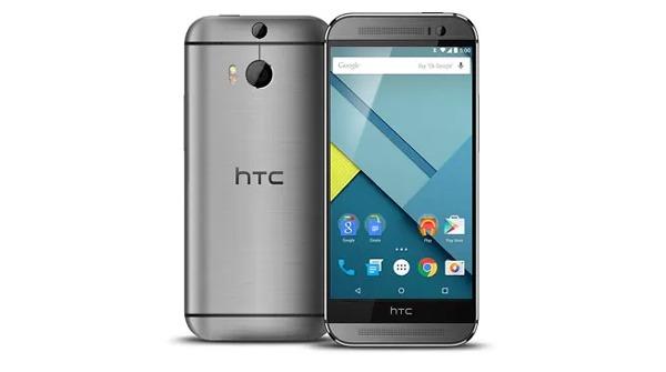 El HTC One M8 comienza a recibir la actualización de Android 5.0 Lollipop