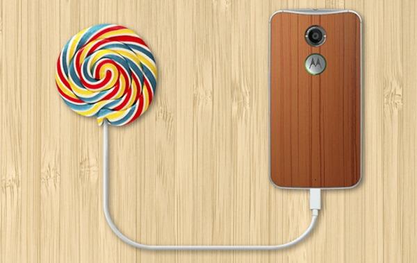 El Motorola Moto G de segunda generación recibe Android 5.0.2 Lollipop