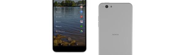 Nokia C1, nuevos diseños conceptuales del móvil de Nokia con Android