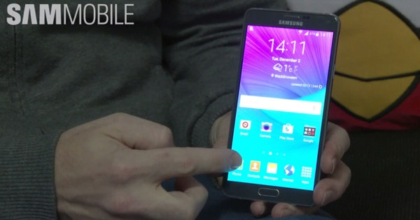 Retraso en la actualización de Android 5.0 Lollipop del Samsung Galaxy Note 4