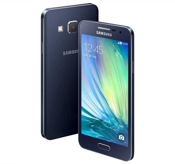 Lanzamiento del Samsung Galaxy A3 y A5 en Europa