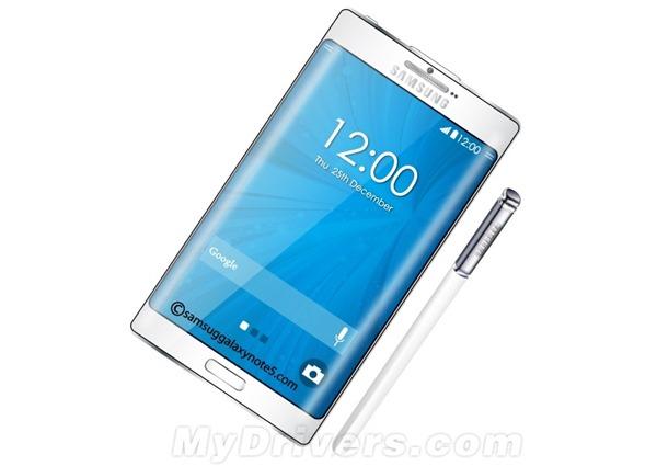 Samsung Galaxy Note 5, nuevos conceptos del sucesor del Note 4