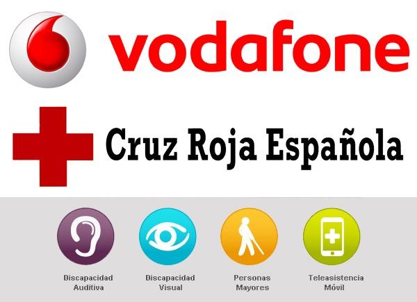 Vodafone presenta un servicio de Teleasistencia con la Cruz Roja