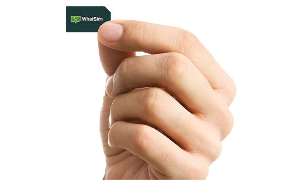 WhatSIM, la tarjeta para hablar por WhatsApp en cualquier parte del mundo