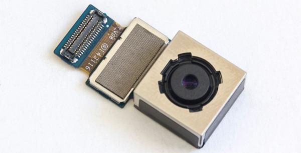 Samsung Galaxy S6, cámara de 16 megapíxeles con sensor de Sony