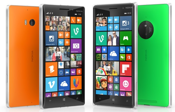 Microsoft podría estar trabajando en una versión mejorada del Lumia 830