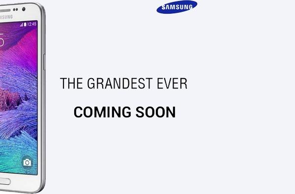 El Samsung Galaxy Grand 3 será presentado muy pronto