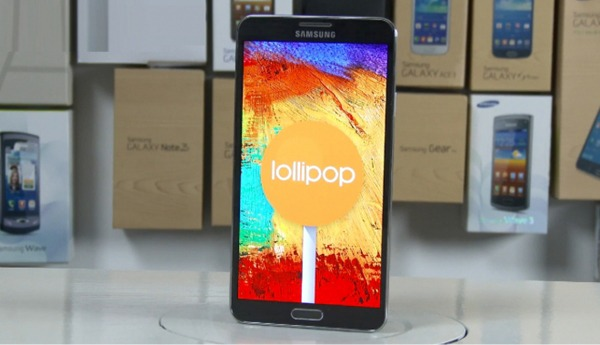 El Samsung Galaxy Note 4 y el Note 3 4G reciben la actualización de Lollipop