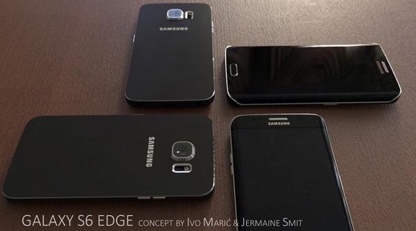 Samsung Galaxy S6, nuevos conceptos con la doble-pantalla curva