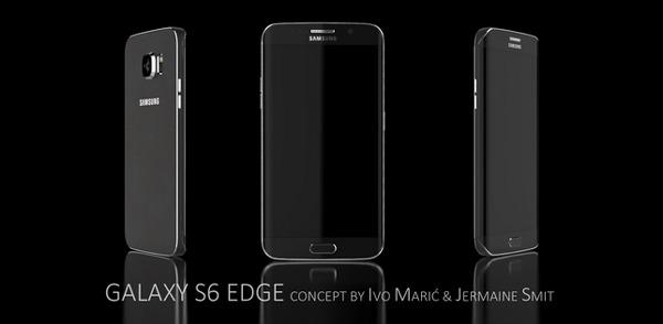 Nuevos diseños conceptuales del Samsung Galaxy S6