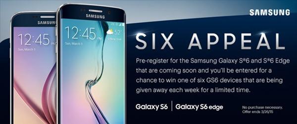 Nuevas imágenes promocionales del Samsung Galaxy S6