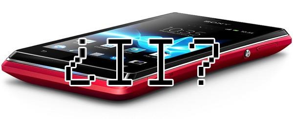 Sony Xperia E1 II, nuevos rumores