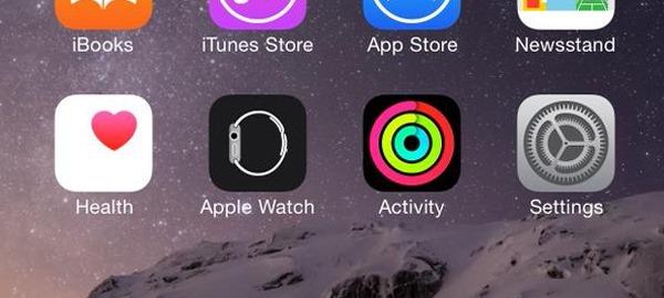 Cómo eliminar la aplicación de Apple Watch en la actualización de iOS 8.2