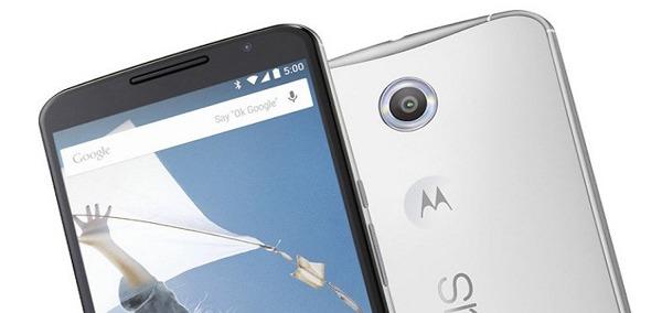 El Nexus 6 ya se puede actualizar a Android 5.1 Lollipop