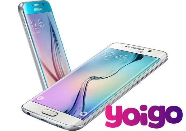 Samsung Galaxy S6 y S6 Edge, precios y tarifas con Yoigo