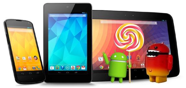Cómo solucionar los problemas de Android 5.1 Lollipop en los Nexus