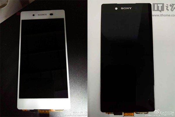 Sony Xperia Z4, medidas filtradas