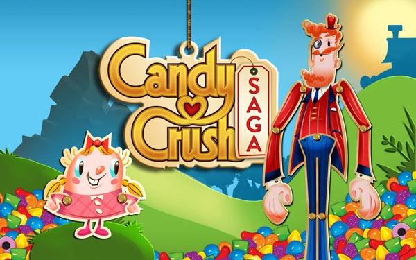 Un hombre es operado de un tendón tras horas jugando al Candy Crush