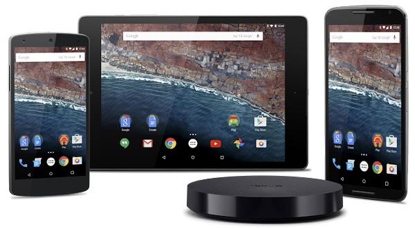 Cómo actualizar el Nexus 5, Nexus 6 o Nexus 9 a Android M