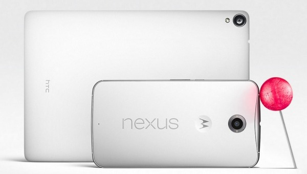 Android 5.1.1 Lollipop para el Nexus 6, ya disponible