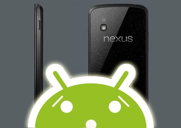 El Nexus 4 y Nexus 7 podrían quedarse sin Android M