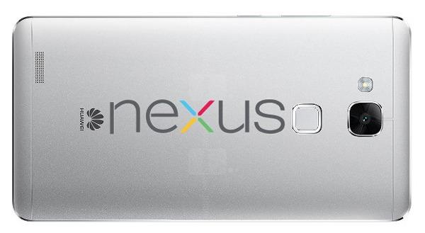 El Nexus de Huawei podría estar basado en el prototipo del Mate 8