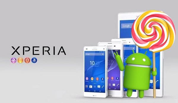 Estos son los cambios de la nueva actualización de Android 5.0.2 Lollipop de Sony