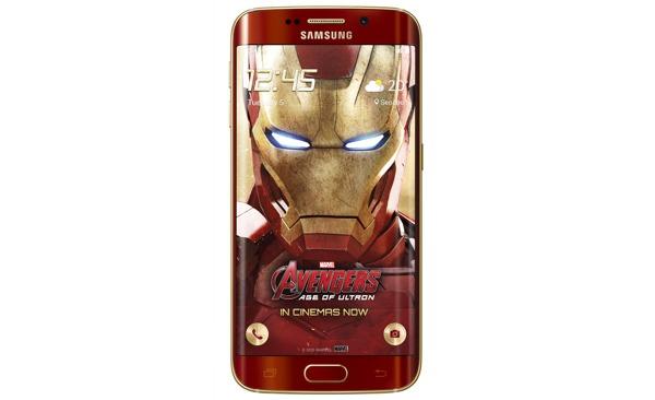 Samsung Galaxy S6 Edge Iron Man, nueva edición limitada