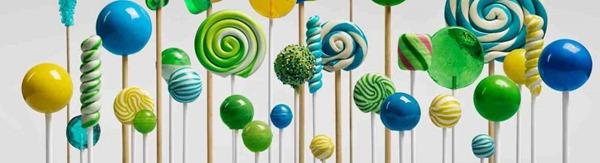 Lollipop ya está presente en el 12,4 por ciento de los móviles Android