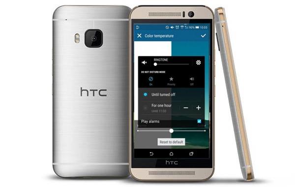 Android 5.1 Lollipop para el HTC One M9, así será su aspecto