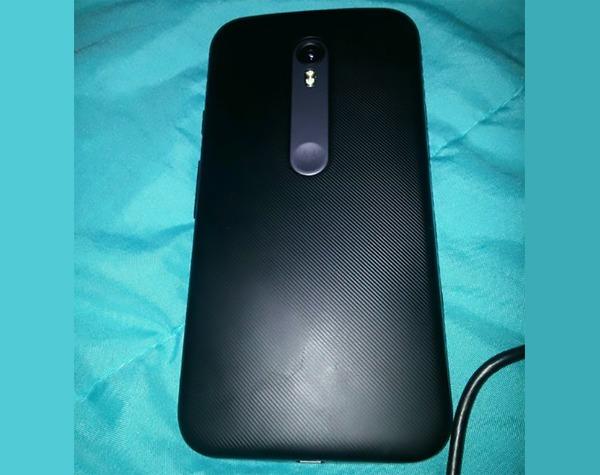 Motorola Moto G de 2015, nueva fotografía de un prototipo