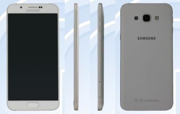 Confirmado el grosor del Samsung Galaxy A8