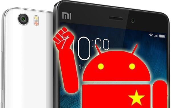 5 móviles chinos que están arrasando en 2015