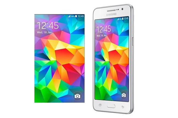 Cómo hacer una captura de pantalla en un Samsung Galaxy Grand Prime