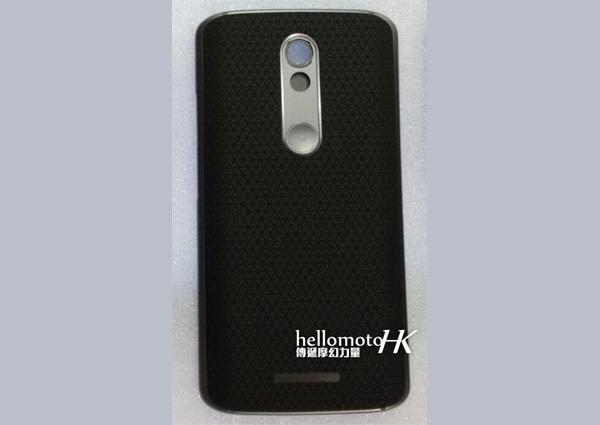 Filtrada la carcasa trasera del Motorola Moto X de 2015