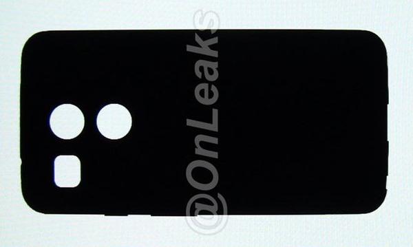 Nexus 5 (2015) de LG, así podría ser su aspecto