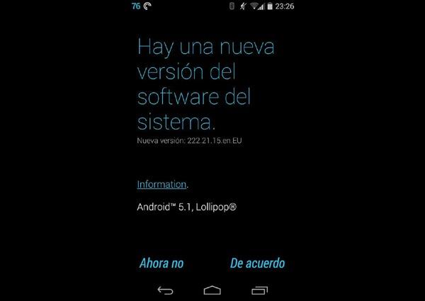 El Motorola Moto X de 2013 se actualiza a Android 5.1 Lollipop en multitud de países