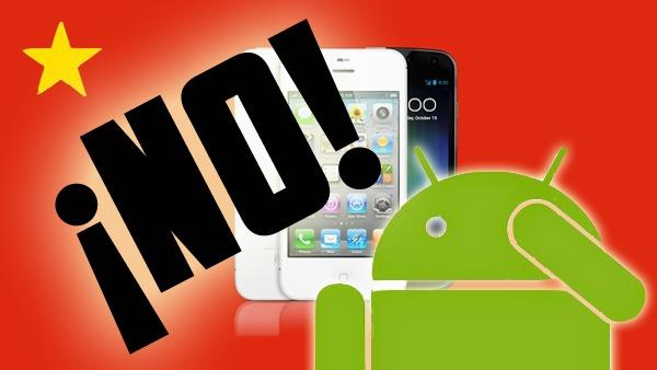 3 móviles chinos que resultaron ser una falsificación pésima