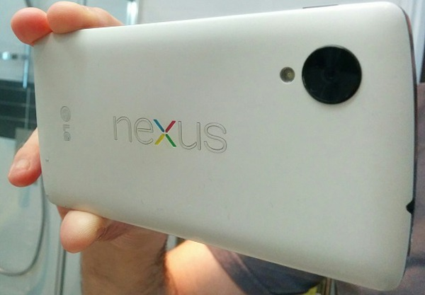 Nexus 5 2015 de LG, nuevos datos
