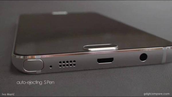 El Note 5 de Samsung vendría con una batería de 3.000 mAh