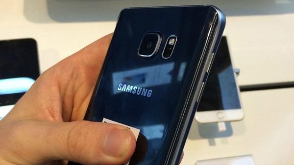 Filtrada la capacidad de batería de los nuevos Note 5 y S6 Edge Plus de Samsung