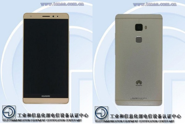 Este podría ser el aspecto del Huawei Mate 7S