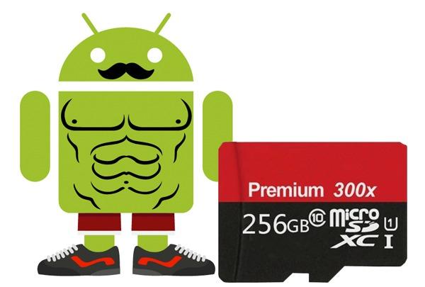 Cómo conseguir más espacio de almacenamiento en Android