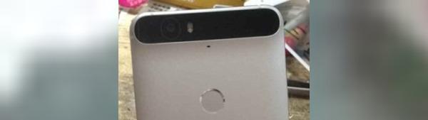 Nexus 6 de Huawei, así podría ser su aspecto real