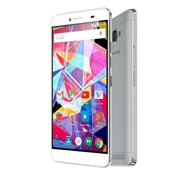 ARCHOS Diamond Plus, móvil de 5,5 pulgadas con 4G LTE