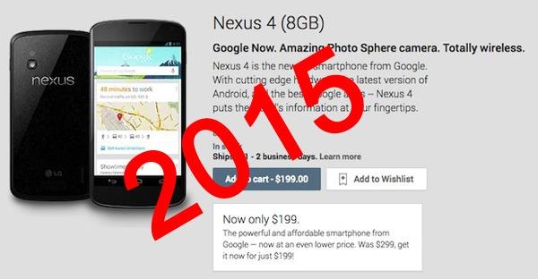 Ya conocemos la posible disponibilidad de los nuevos Nexus
