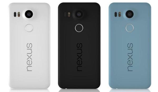 Nexus 5X de LG, confirmadas sus dimensiones