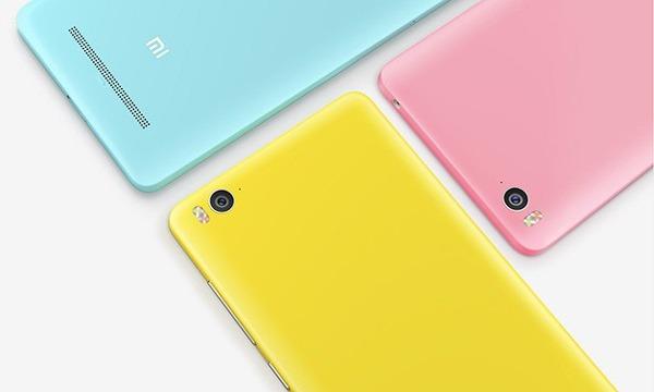 Xiaomi incluirá un curioso puerto de carga en el Xiaomi Mi 4c